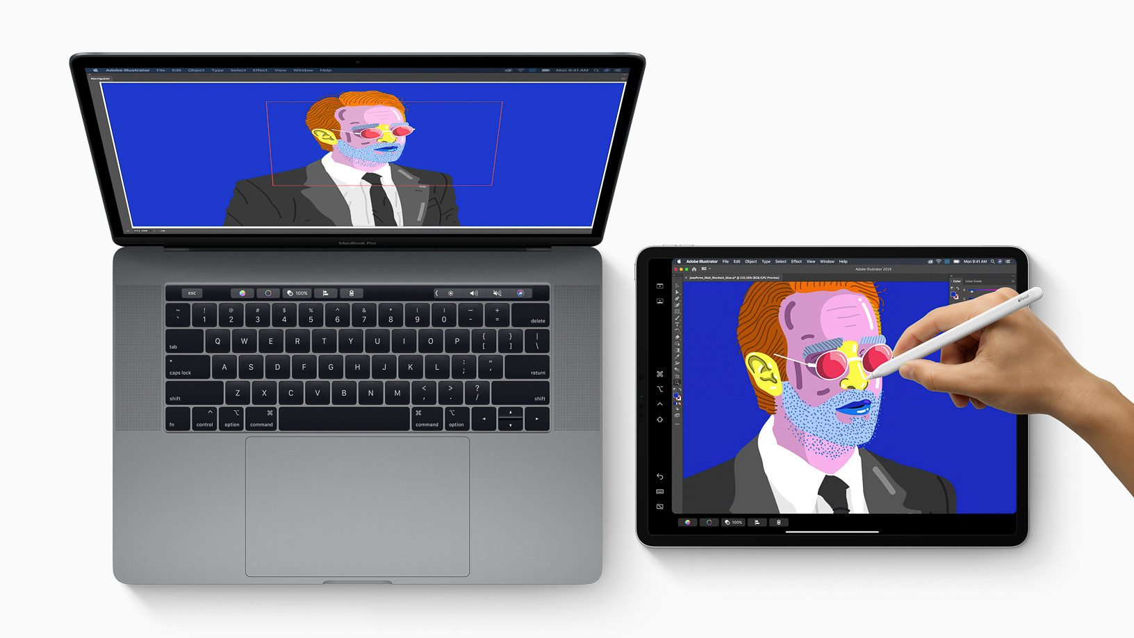 macOS 10.15 Sidecar feature