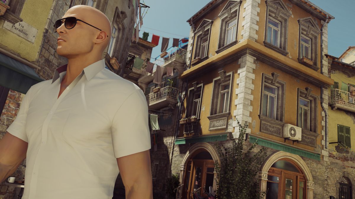 Holy crap, Hitman got to go indie because of a *legitimately feel-good video game business story*