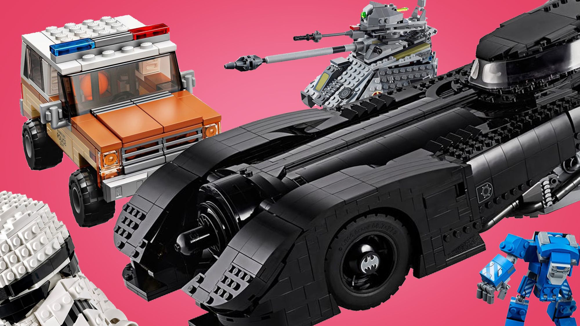 Best Lego sets 2020: the finest new builds, from Stranger Things to Batmobiles
