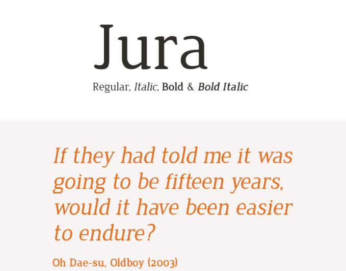 Free fonts Bariol