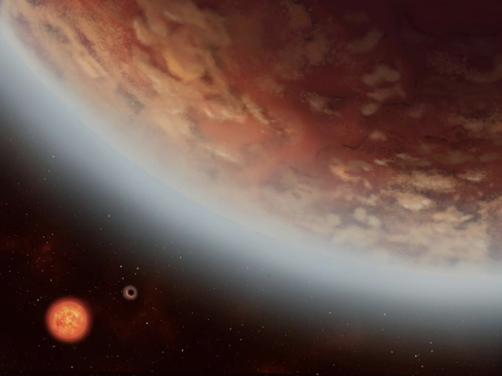 Mysterious Alien Planet Has Water in Its Atmosphere. Could Life Survive