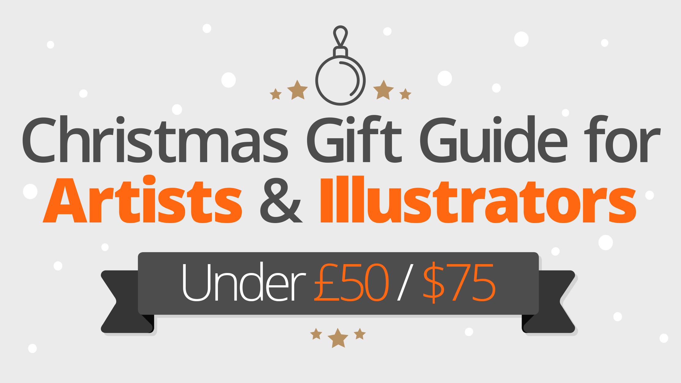Christmas Gifts For Artists Part - 39: Christmas Gift Guide For Artists And Illustrators Under £50/$75 | Creative  Bloq