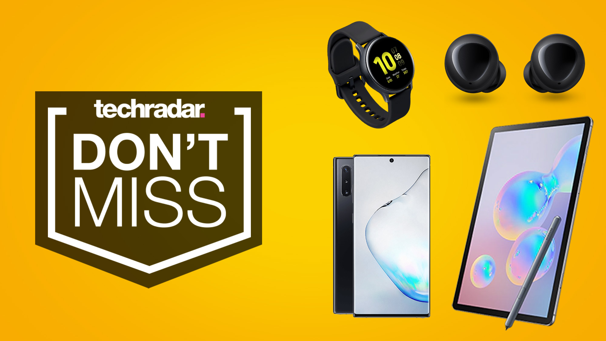 Claim up to £100 cashback with Samsung Galaxy deals: cheap phones, watches and tablets