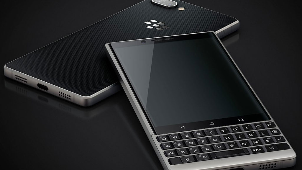 BlackBerry Key2 UK price and release date confirmed