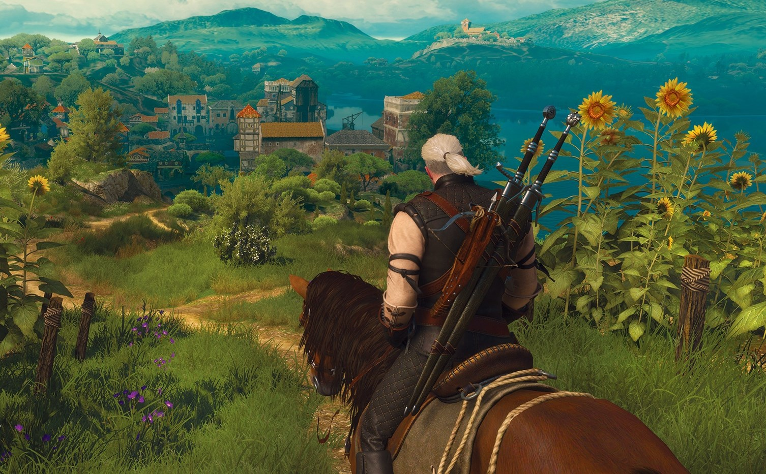 The Witcher 3: Blood and Wine dev diary teases Geralt's greatest challenge yet   PC Gamer