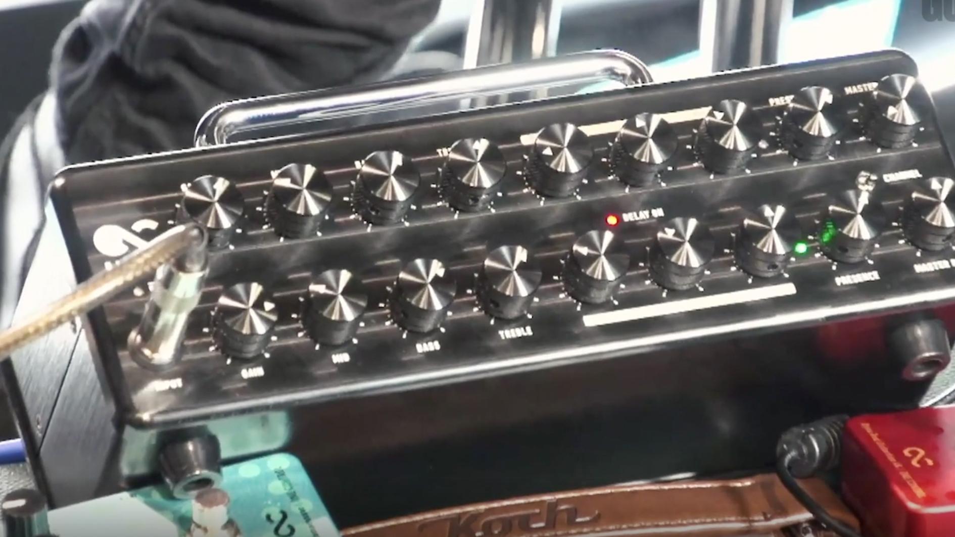 GW live at NAMM 2020: Watch Professor Tomo Fujita demo the new One Control BJF-S100 amp head