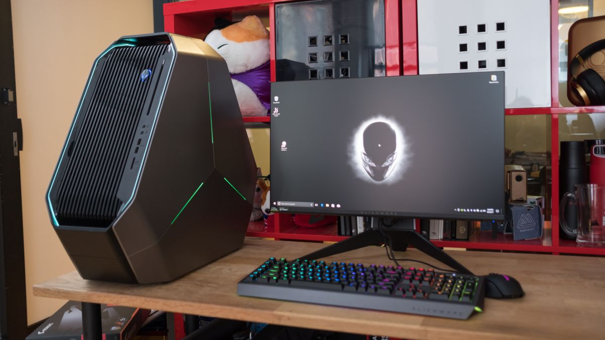 Alienware Area 51 Threadripper Edition review | TechRadar