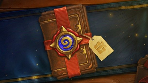 Blizzard is giving away Hearthstone card packs to mark the launch of Battle.net gifting