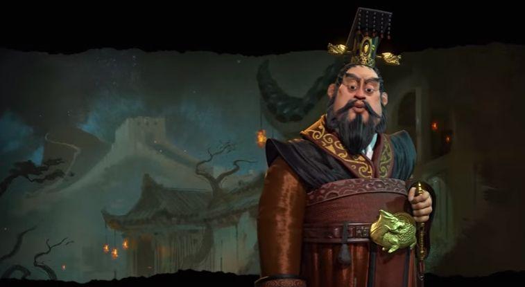 keizer qin shi huangdi