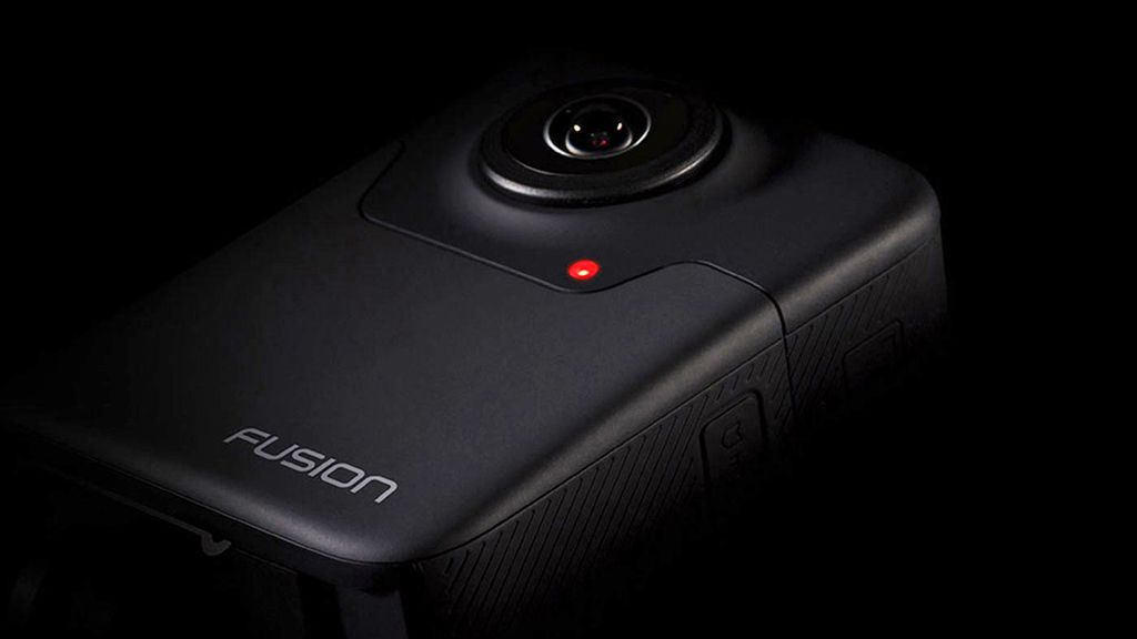 GoPro Fusion merges VR and action cams into one reality-defying product