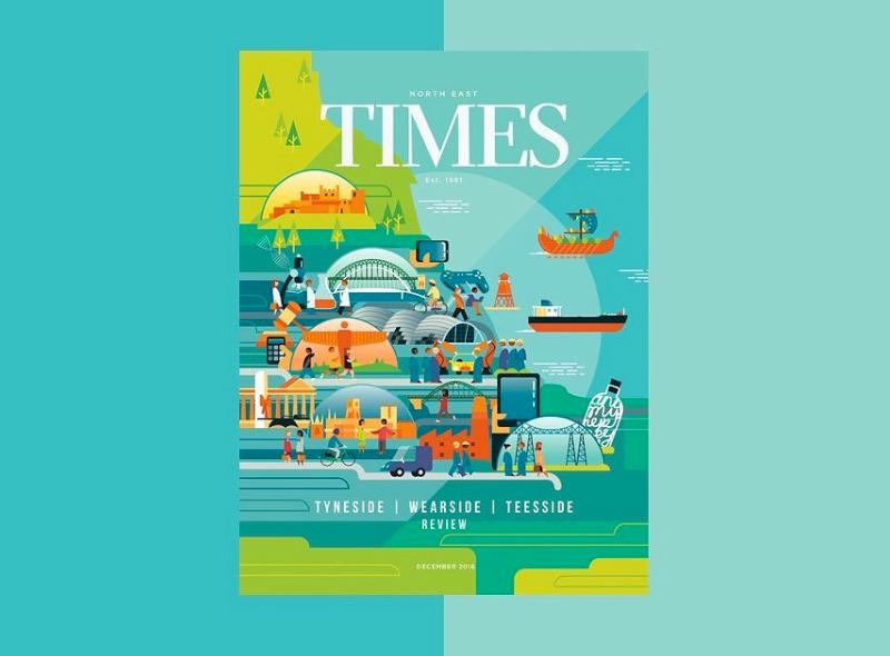 The Times illustrator