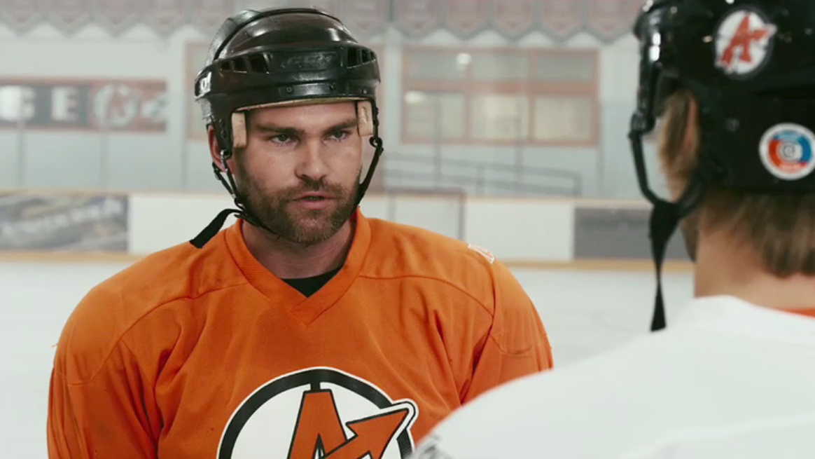 A still from the movie Goon