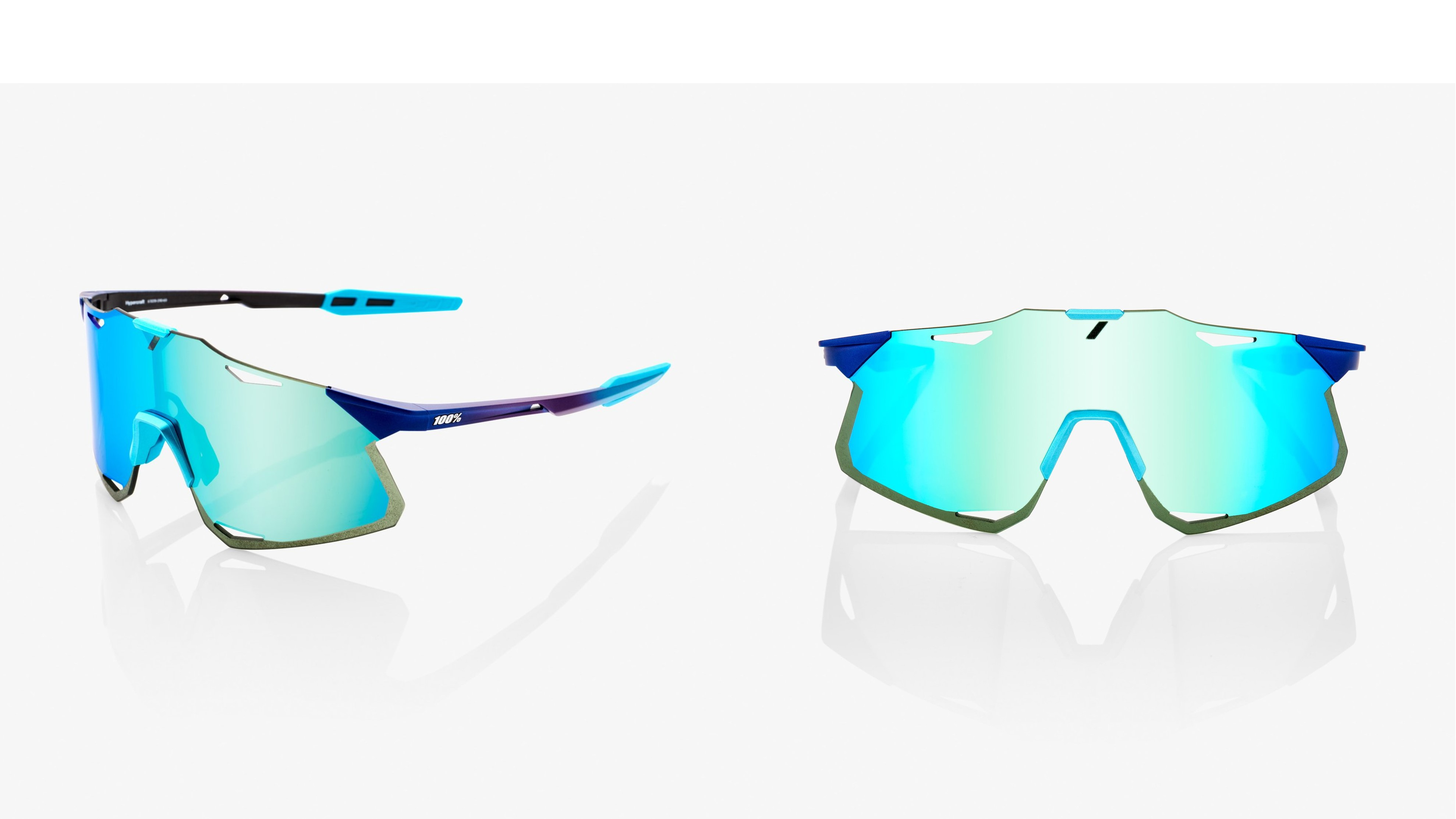 100% Hypercraft sunglasses are only 23g