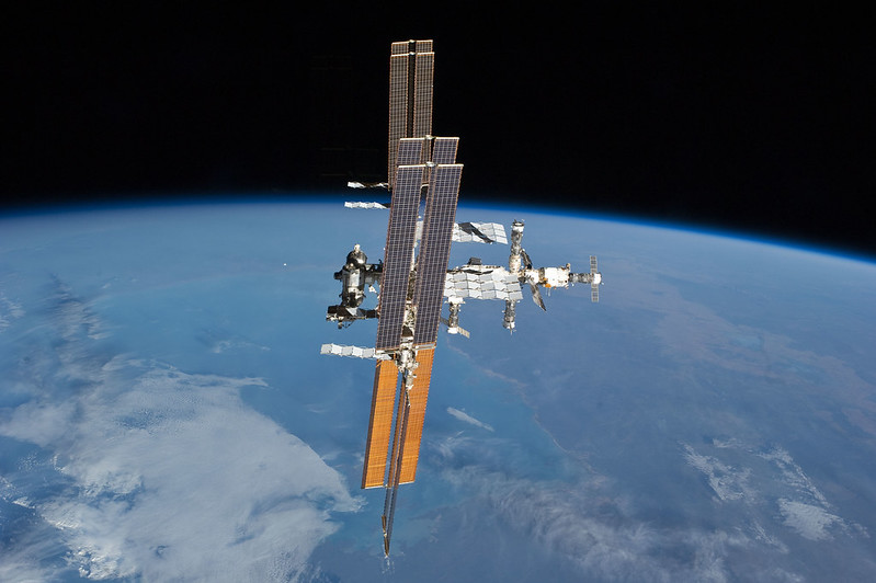Cosmonauts patch small air leak on International Space Station: reports