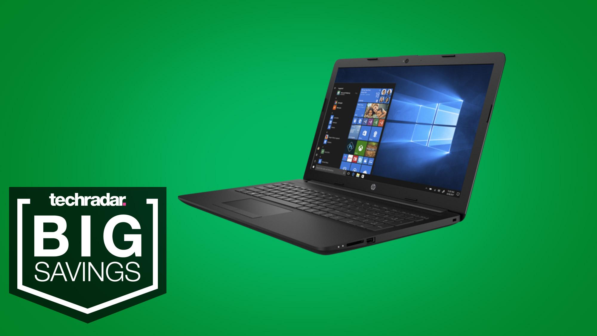 HP laptop sale: the HP laptop 15t gets a massive $770 price cut
