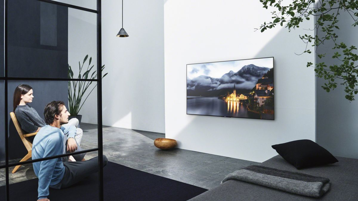 sony bravia xbr 55x900e review techradar. Black Bedroom Furniture Sets. Home Design Ideas