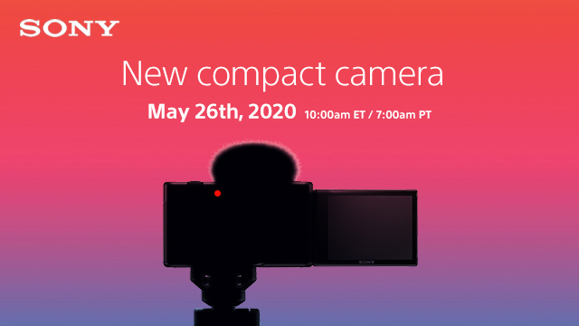 Sony ZV-1: everything we know so far about the vlogging and YouTube camera