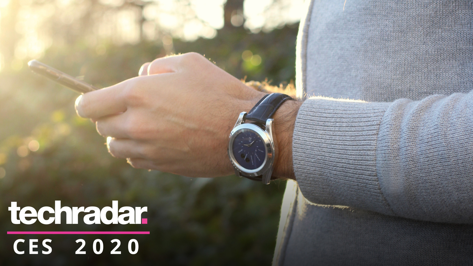 The weird and wonderful wearables of CES 2020
