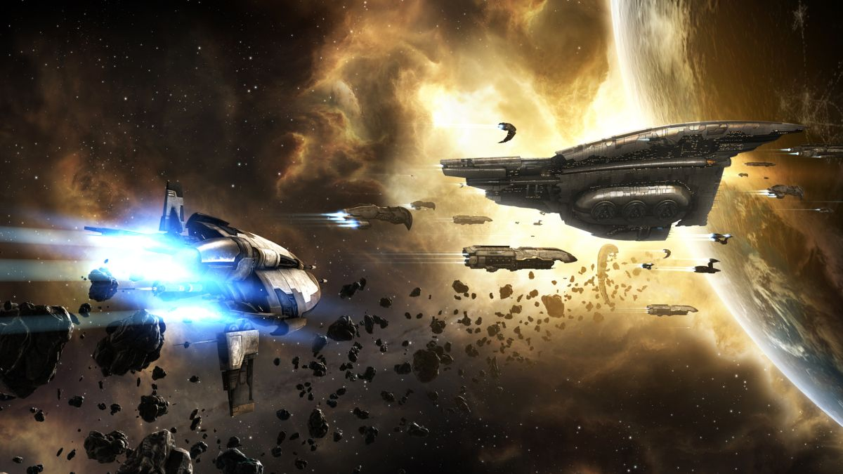 The best space games on PC | PC Gamer