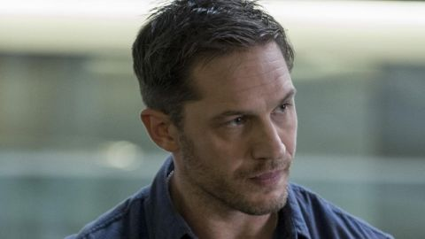 First Look at Tom Hardy as Eddie Brock in VENOM!