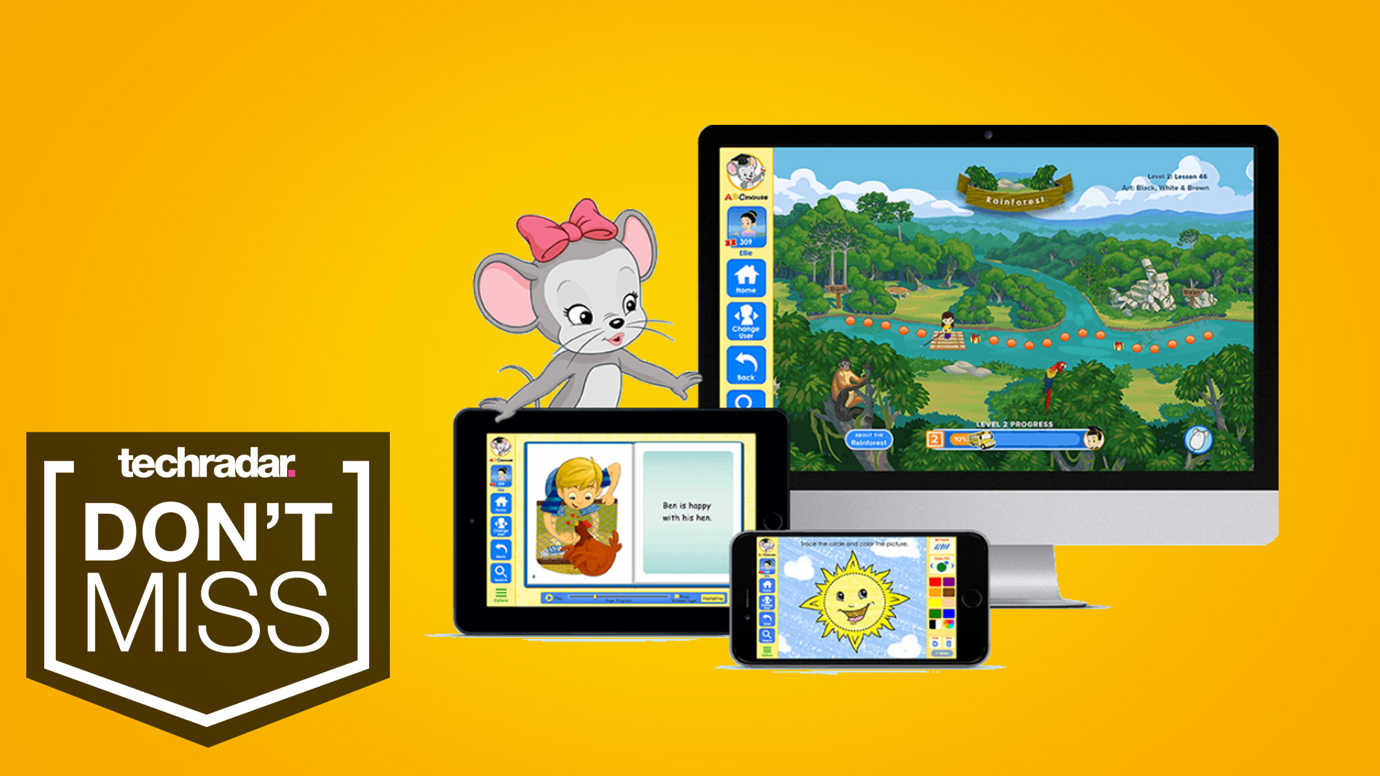 5 free online classrooms to keep the kids e-learning - including ABCmouse and more