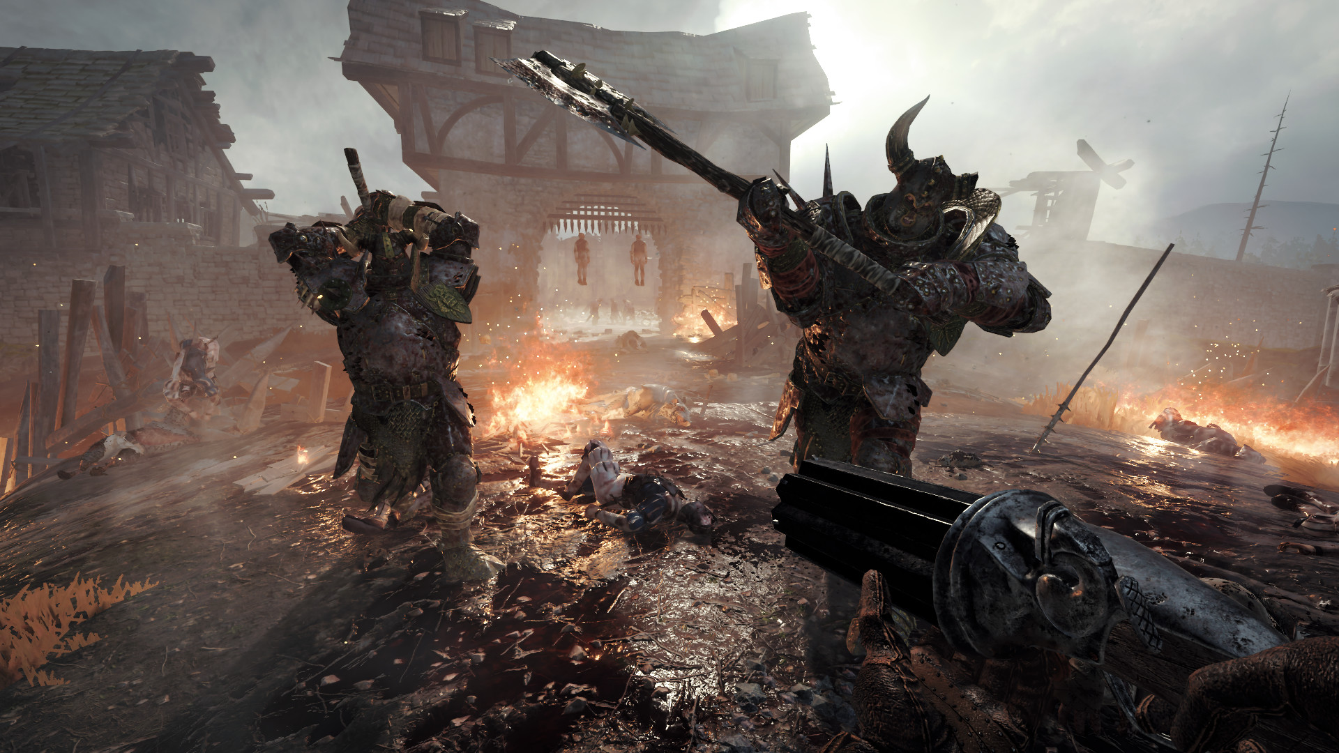 The best co-op PC games 2019: Warhammer: Vermintide 2