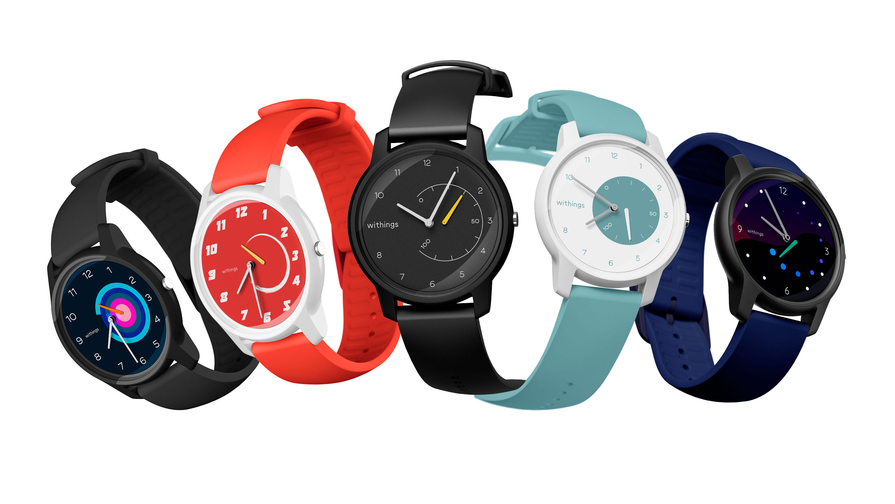Withings Move ECG is the first hybrid smartwatch to feature an ECG monitor
