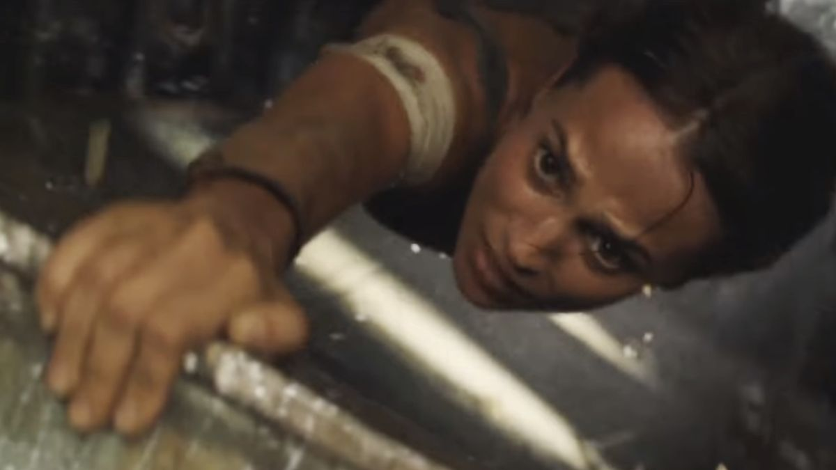 4 moments from the new Tomb Raider trailer ripped straight from the game
