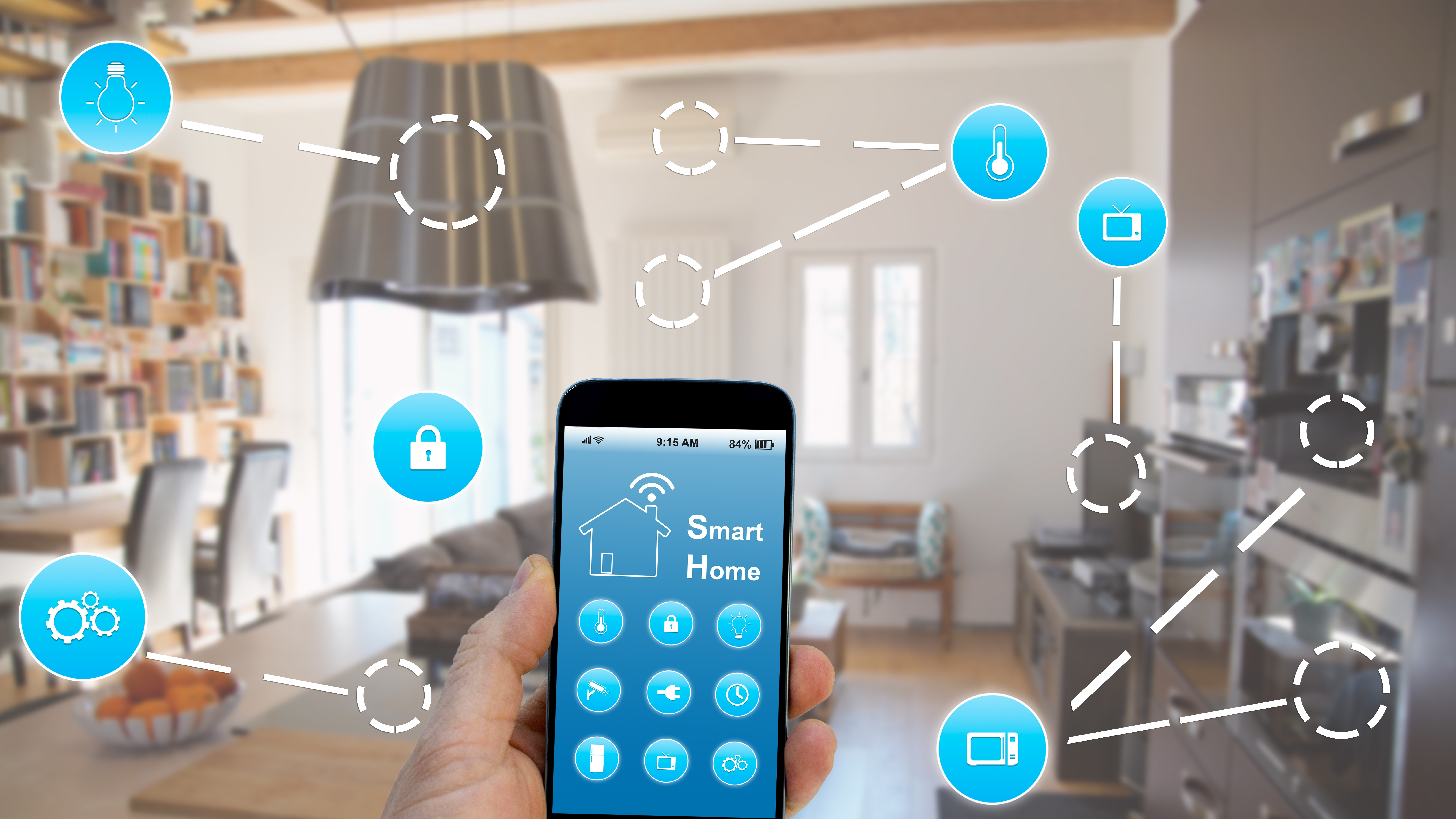 Smart home devices are being hit with more cyberattacks than ever