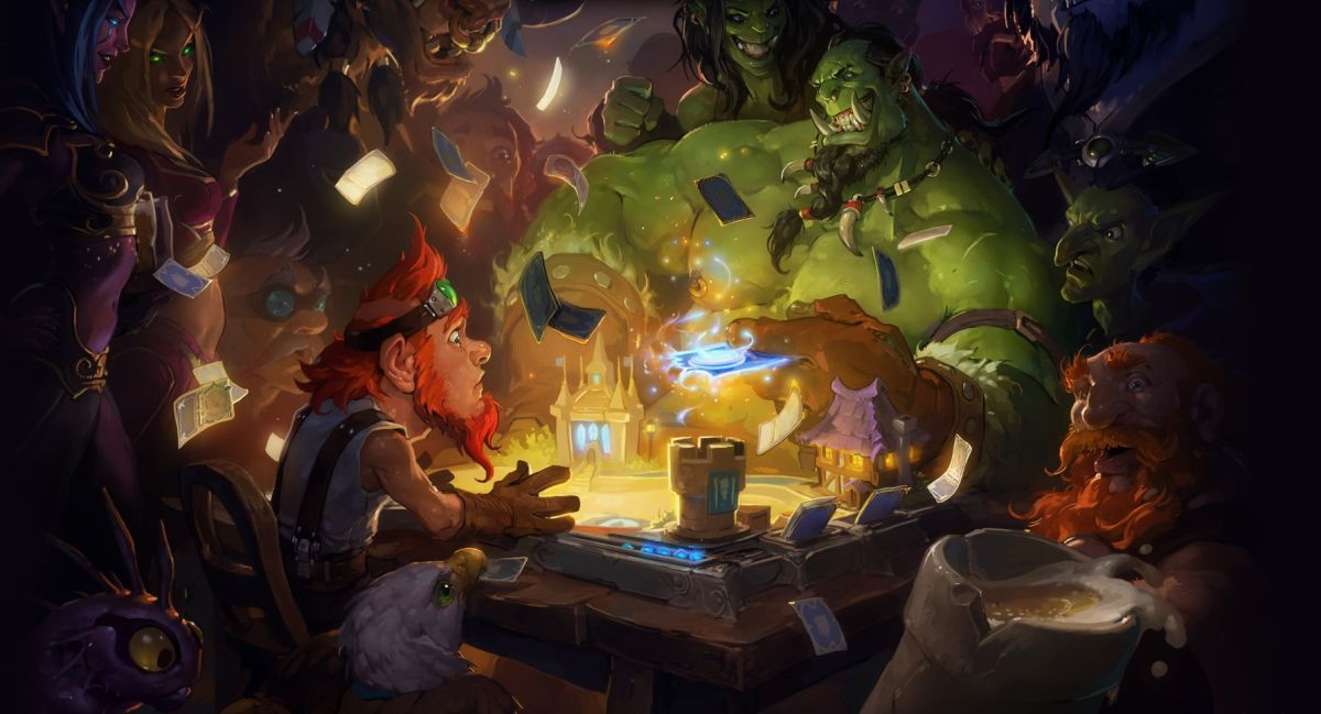 Hearthstone card pack prices are going up in the UK and EU