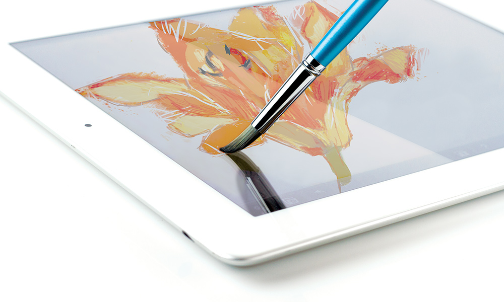 iPad pens: Sensu Brush