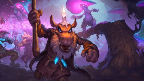 Hearthstone's New Big Expansion, Kobolds & Catacombs, Launches Next Week