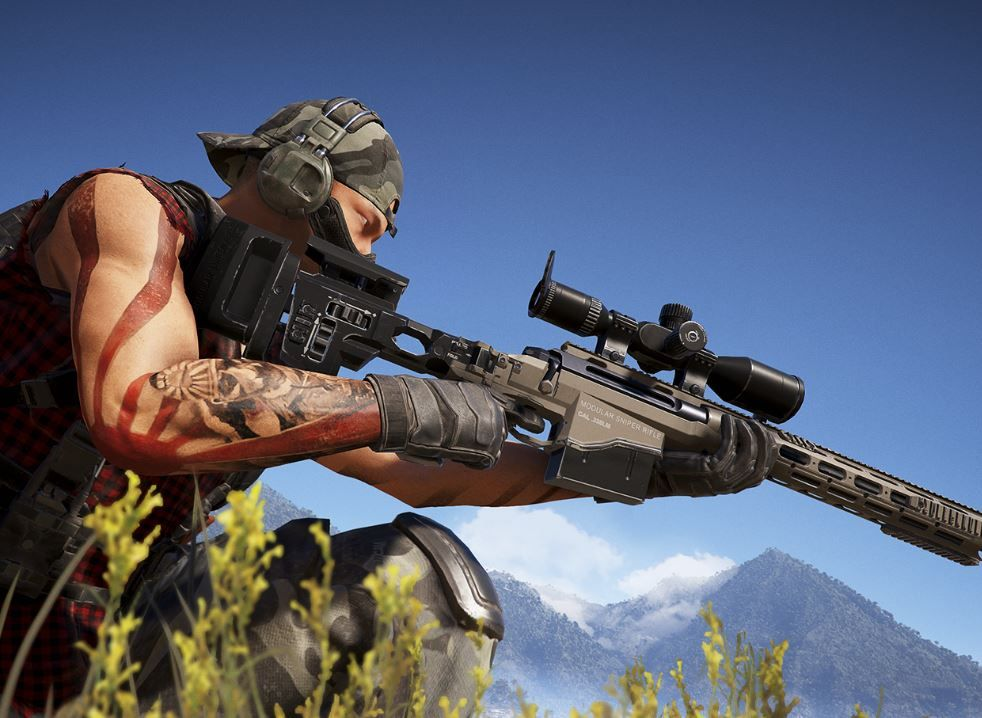 How to immediately find one of Ghost Recon: Wildlands' best sniper rifles