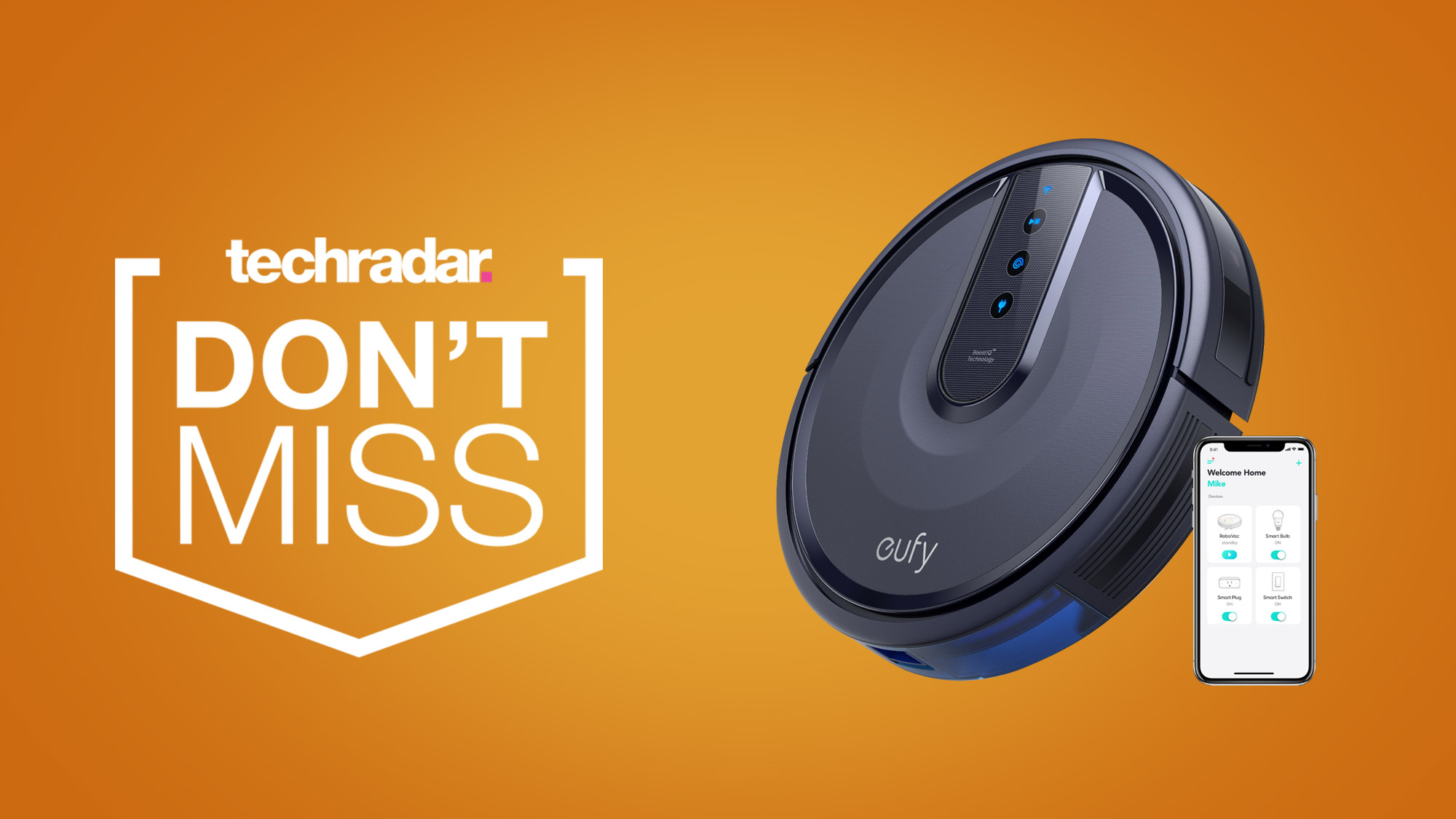 Save $100 with cheap robot vacuum cleaner deal at Walmart