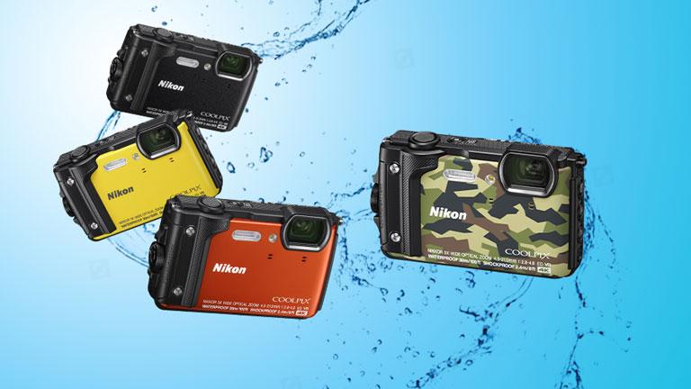 5 best waterproof cameras