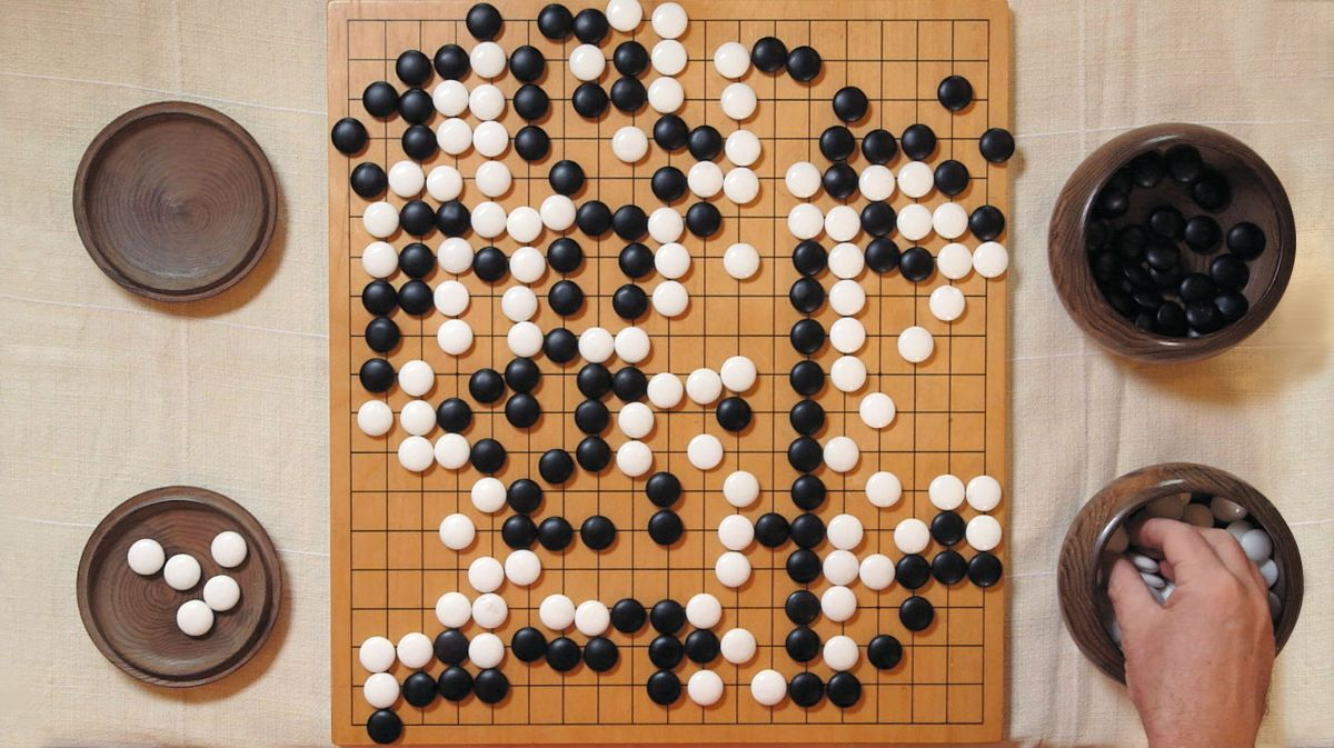 AlphaGo Zero AI teaches itself to play Go better than any human, or other AI, ever
