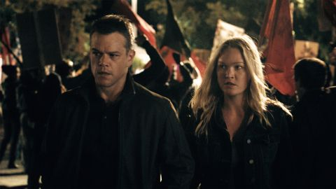 Matt Damon talks about Jason Bourne's 'dark place' in new featurette