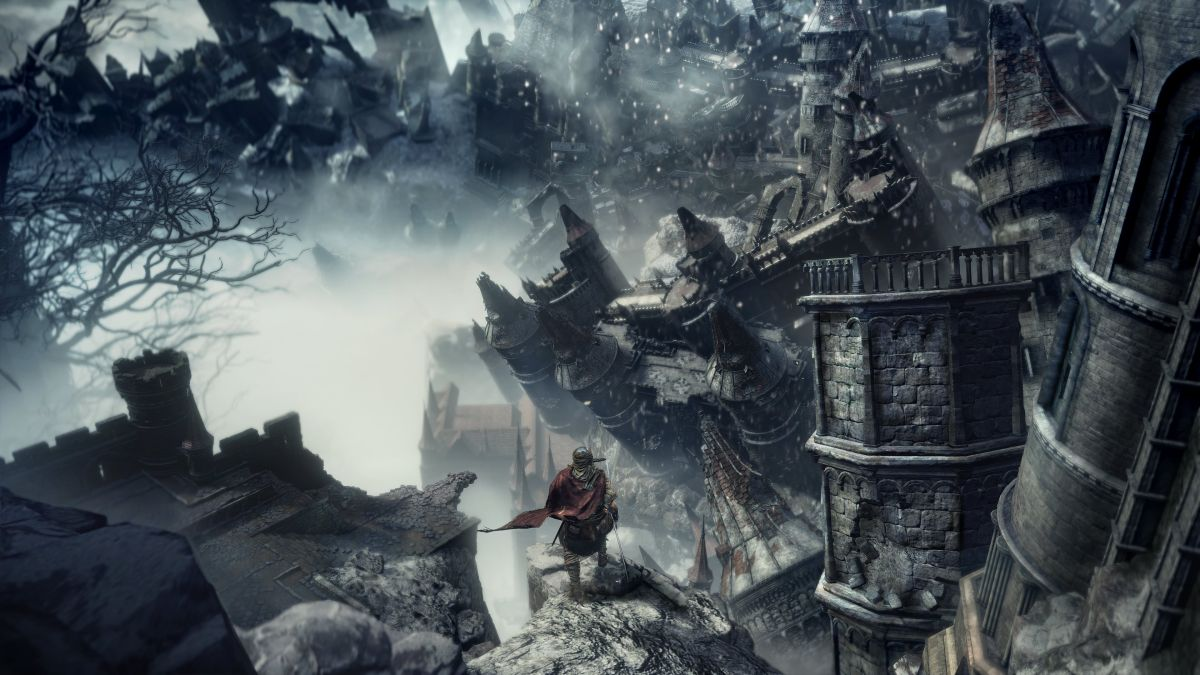 Why I love Dark Souls 3: The Ringed City's brilliantly incongruous architecture