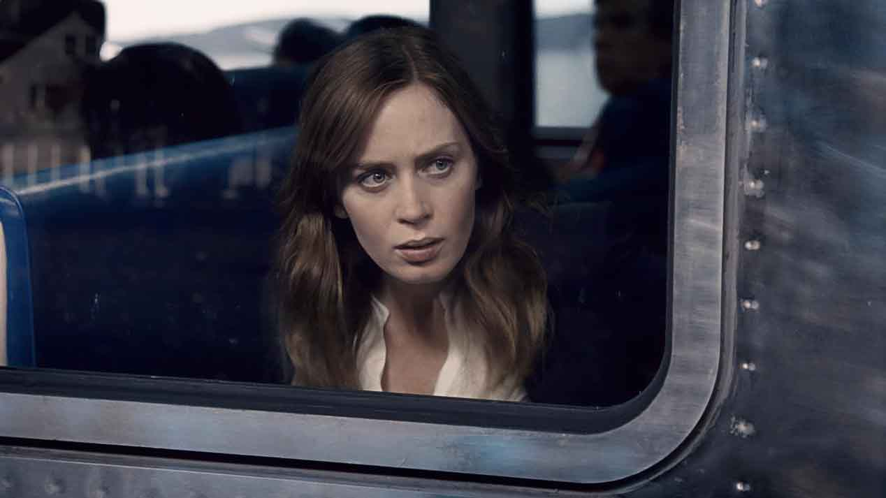 A still from the movie The Girl on the Train