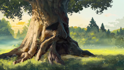 Studio Ghibli meets Legend of Zelda in ravishing fan trailer