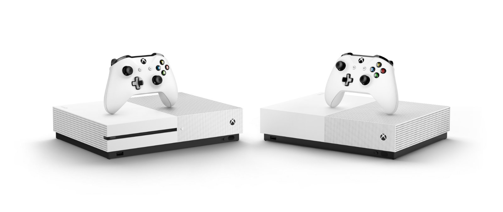 The Xbox One S All-Digital Edition - why pay more for less?