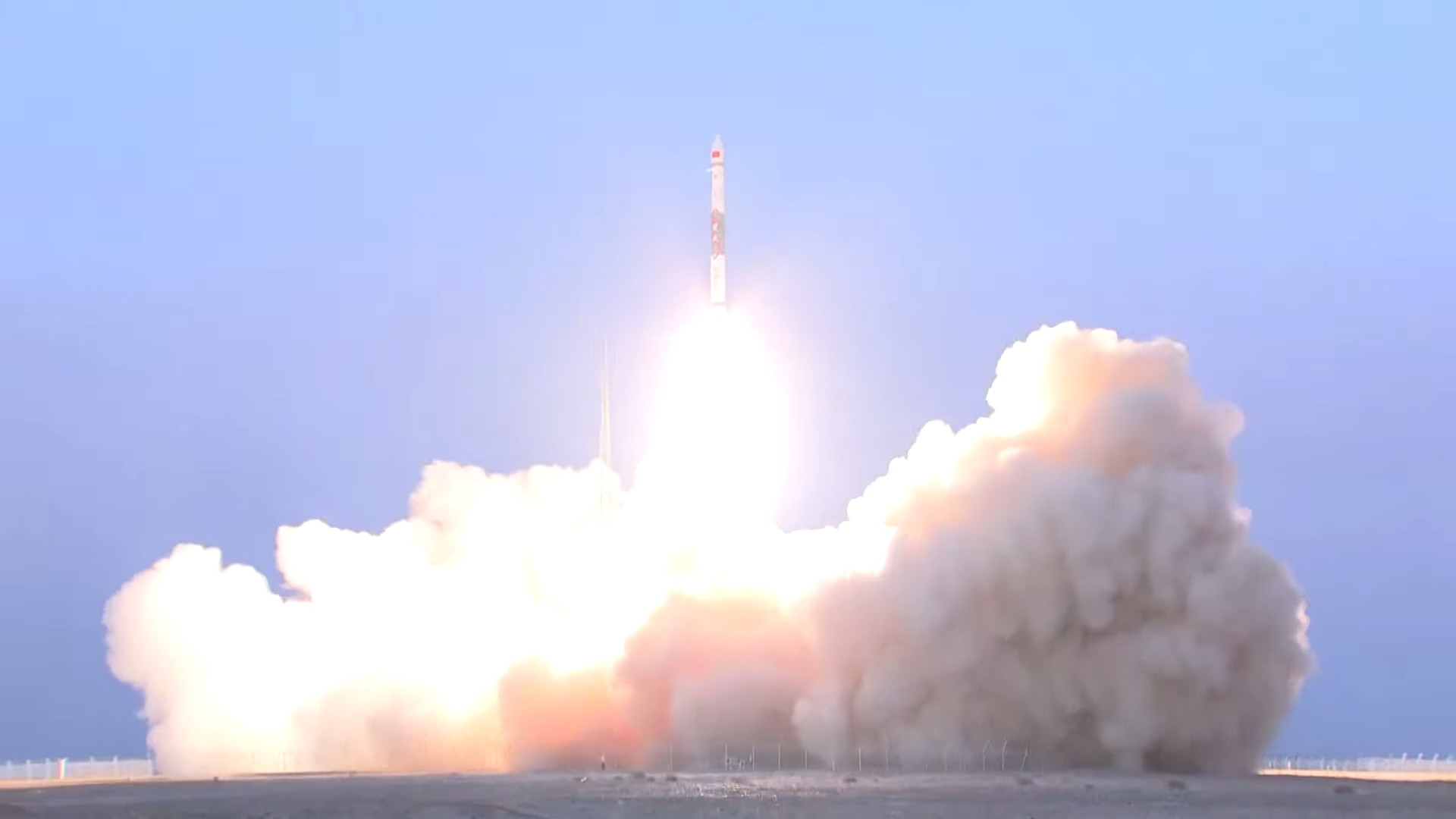 Chinese Kuaizhou-1A Rocket Launches 2 More Satellites into Orbit