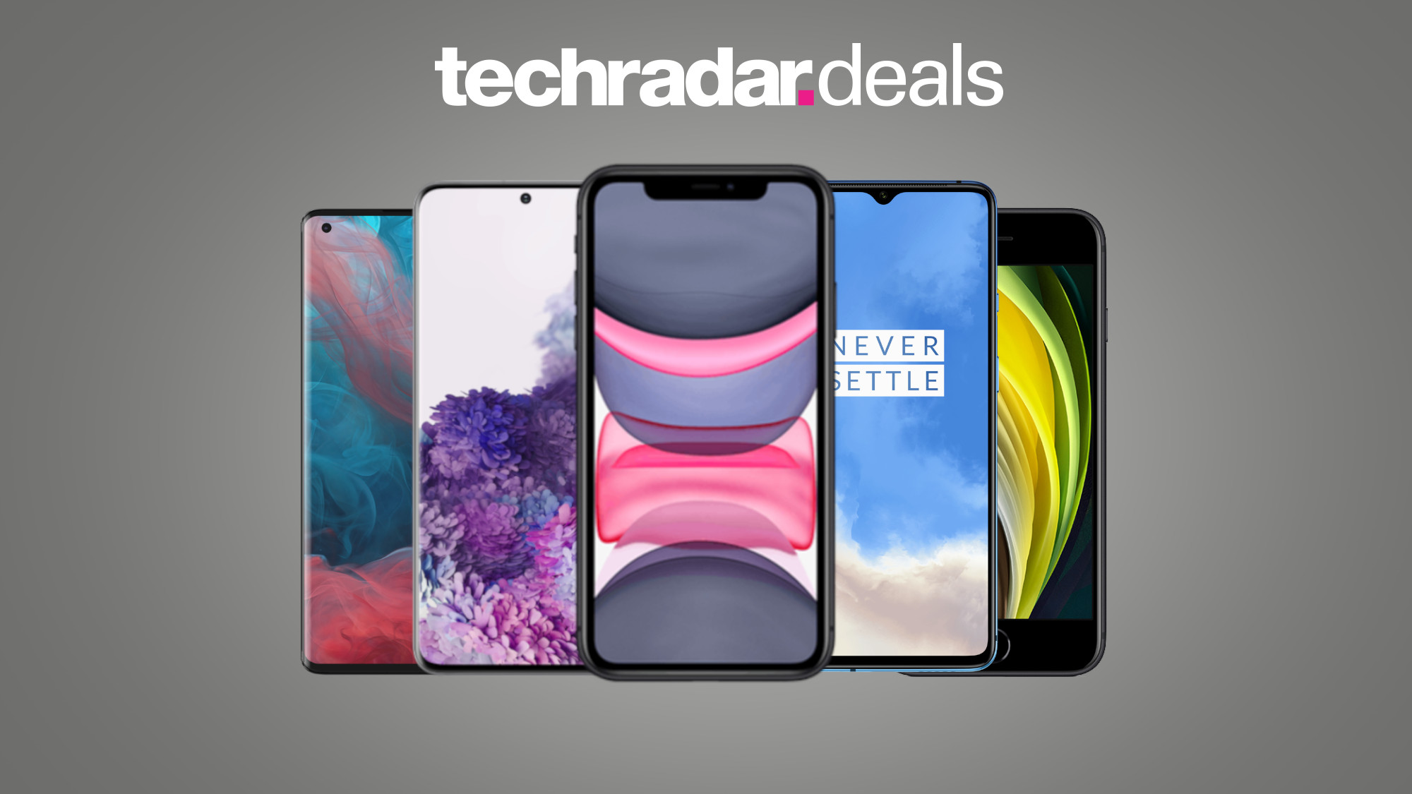 The Best Cell Phone Deals In November 2020 Techradar
