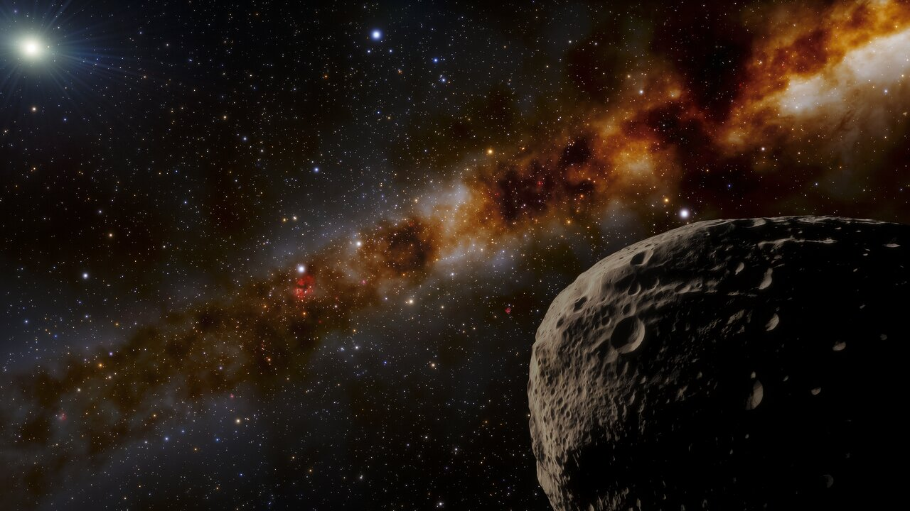 'Farfarout' is officially the most distant object in our solar system