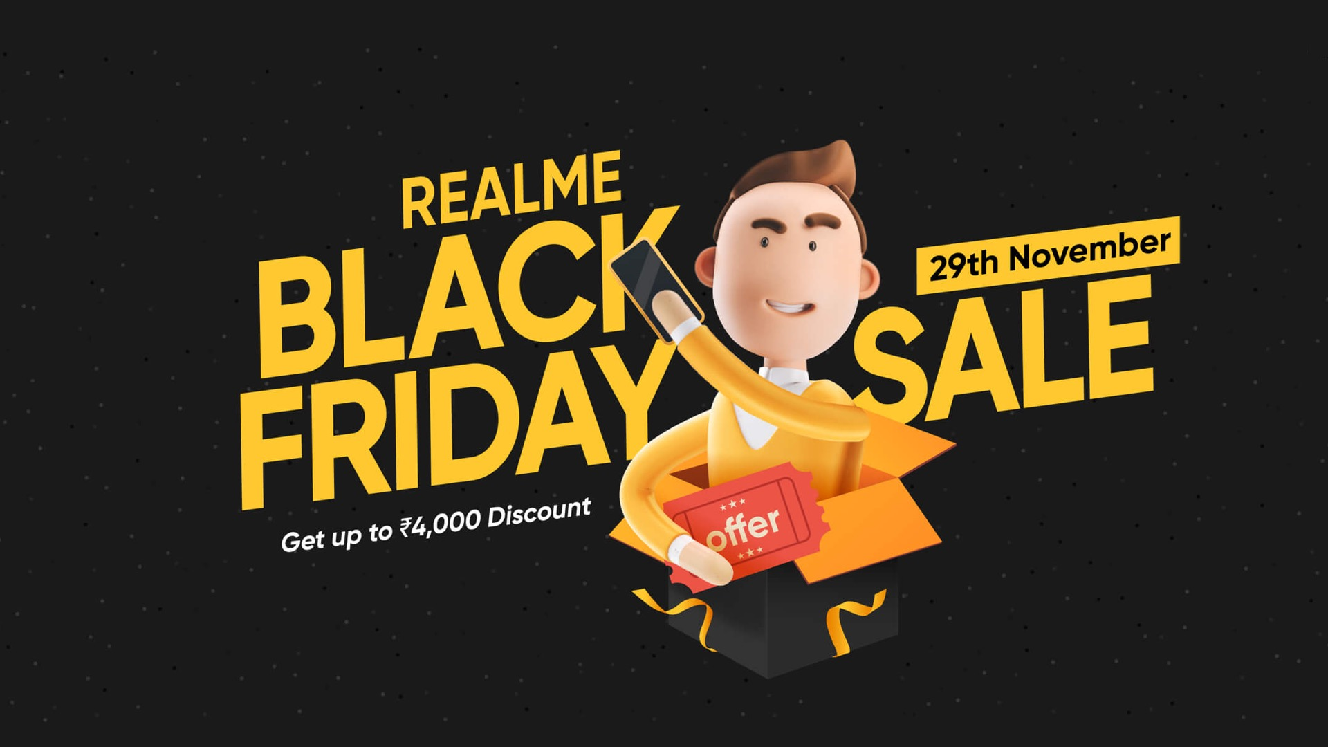 Realme India Black Friday sale: Realme X2 Pro to go on special open sale and other deals