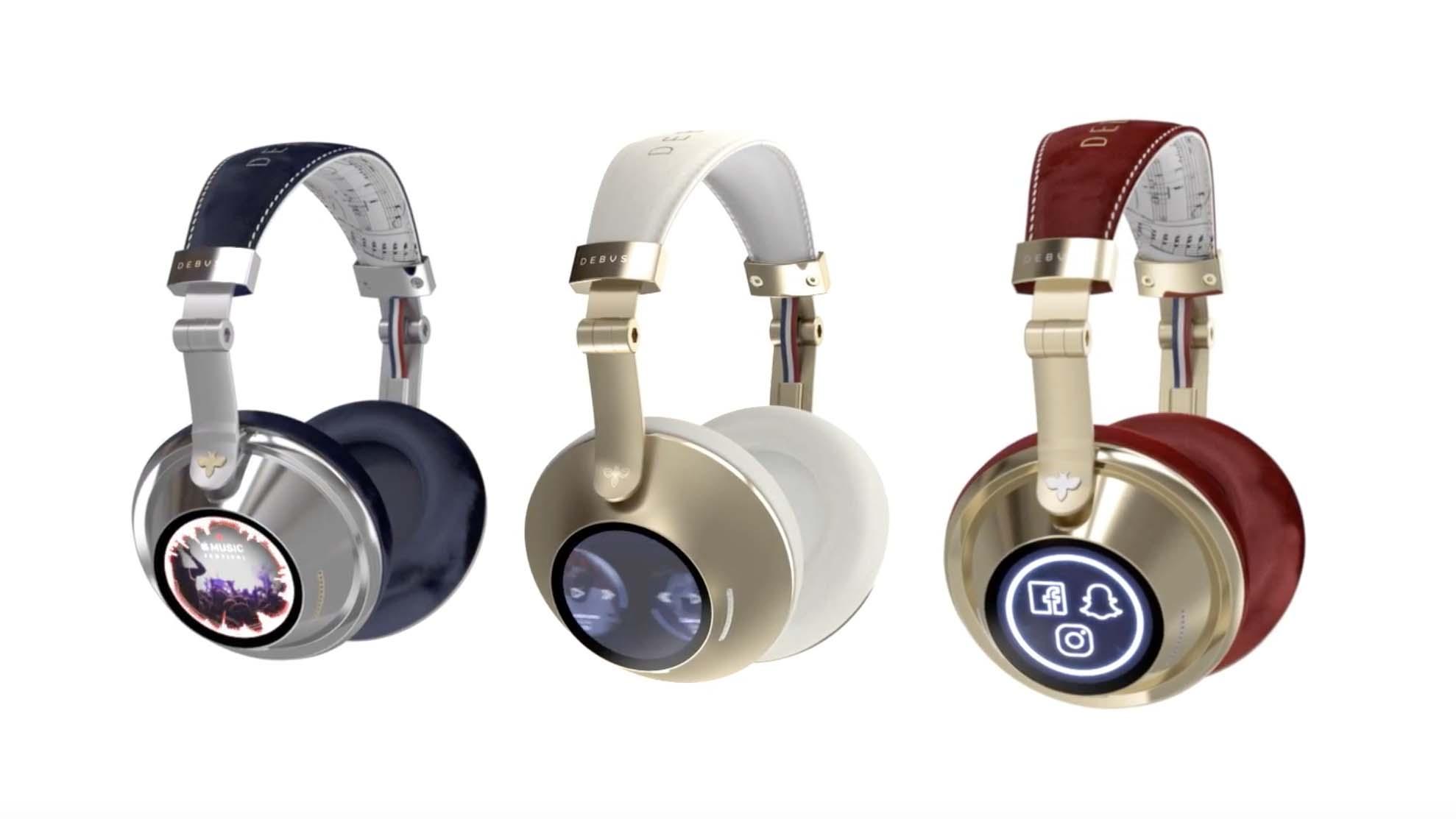 Debussy Prelude headphones