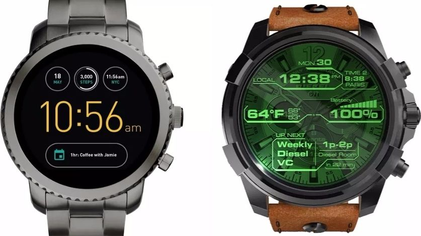 Fossil to launch 300 smart watches across Diesel, Fossil ...