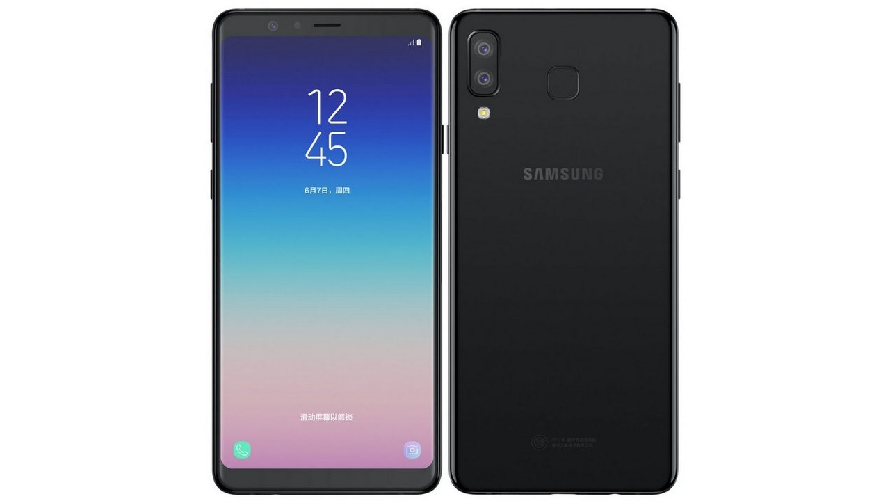 Samsung announces Galaxy A9 Star, A9 Star Lite with 18.5:9 display, dual cameras
