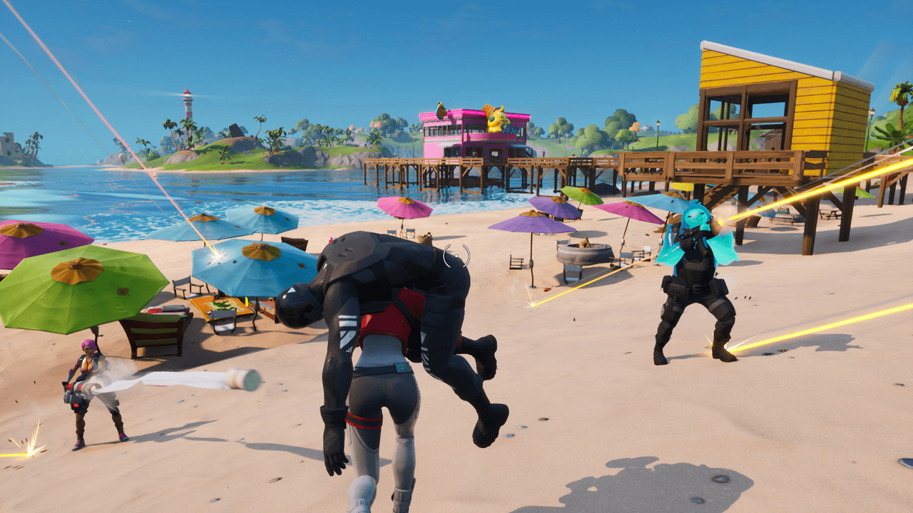 fortnight chapter two