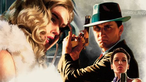 LA Noire remaster gets new 4K trailer captured on Xbox One X